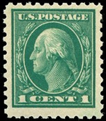 In 1857 The Post Office Department Began Perforating Stamps All Of Designs 1851 Were Re Released New Perforated Format And An Additional