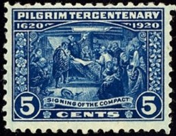 United States Stamp Values 1920 1922 Commemoratives And Regular Issues Includes The Pilgrim