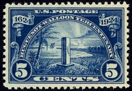 United States Stamp Values - 1924-1926 Commemoratives and