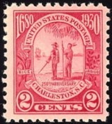 United States Stamp Values 1930 1931 Commemoratives And