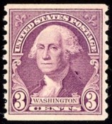 United States Stamp Values - 1932-1933 Commemoratives and