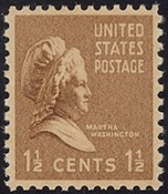 United States Stamp Values - 1938-1939 Regular and