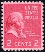 United States Stamp Values