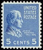 United States Stamp Values