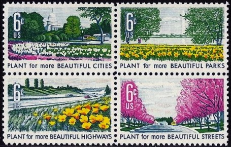 United States Stamp Values - 1968-69 Commemorative and Regular